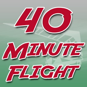 40 minute flight florida adventure sports
