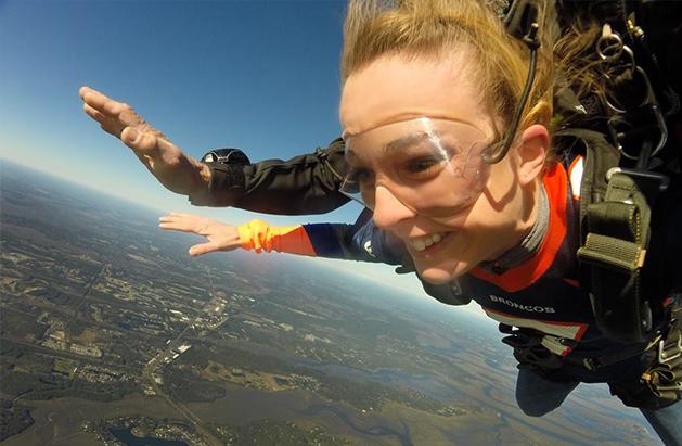 skydive amelia island florida parachuting
