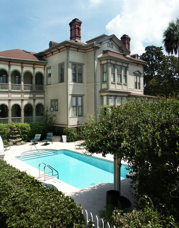 amelia island bed and breakfast fairbanks house florida