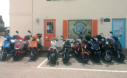 amelia island scooter rentals fernandina beach florida motor vehicles