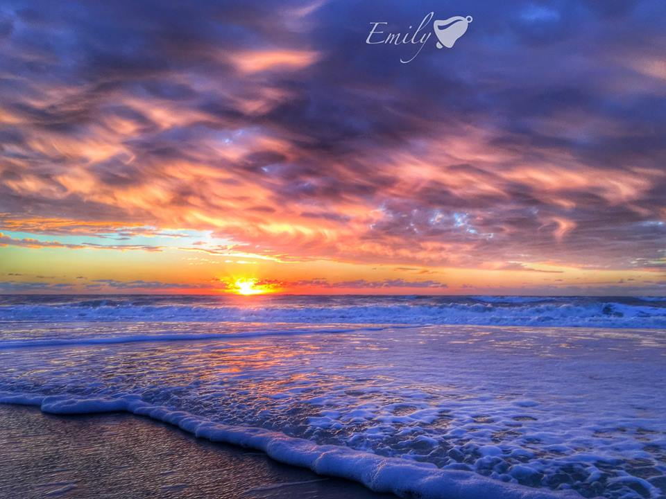 sunrises and sunsets of amelia island florida beautiful