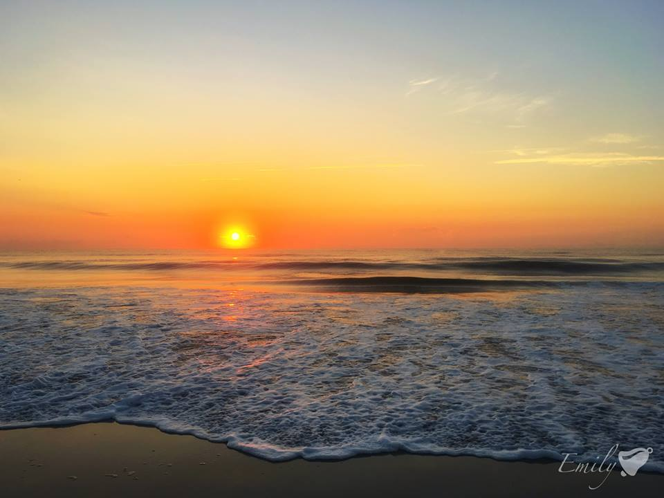 sunrises and sunsets of amelia island florida amazing